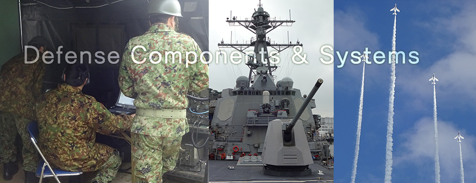 Defense Components & Systems